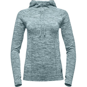 Black Diamond Crux Hoody Dam evergreen